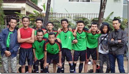 Tim Futsal STFI Berlaga di Kejuaraan Kopertis