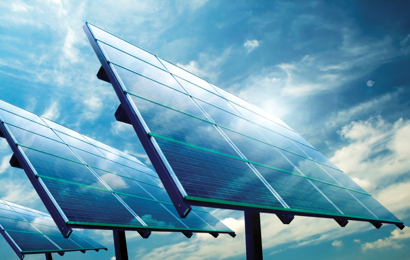 Sumber Energi Solar Surya