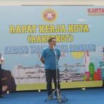 Rapat Kerja Kota (RAKERKOT) Karang Taruna Tahun 2015