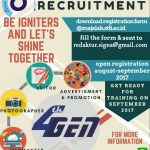 FORM REGISTRATION SIGNA 4'th-Gen