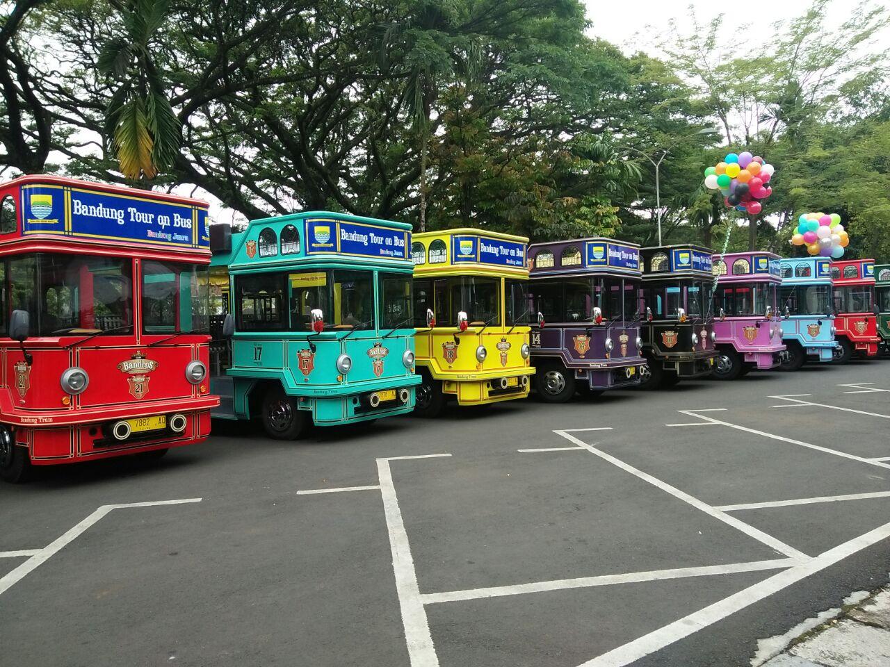 Keliling Bandung? Bandros-in Aja!